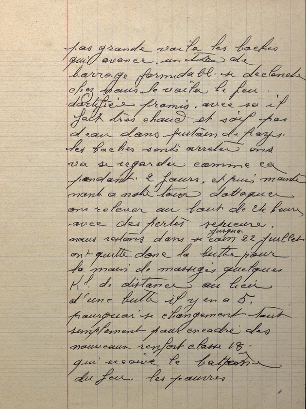 Picture of page 15 of the diary